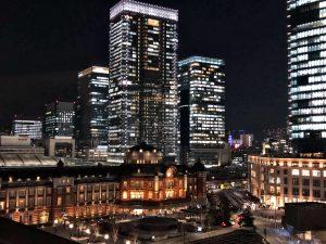 東京駅の風景も、むかしのひとからみたらかわっております。かわらないもの、ないとおもいます。わたしもかわらなくては。